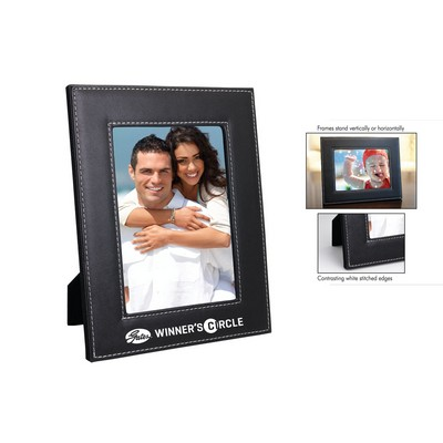 5x7 Leatherette Photo Frame